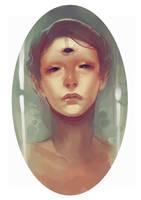 Third eye by Digi-M