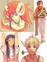 sketches02 by Digi-M