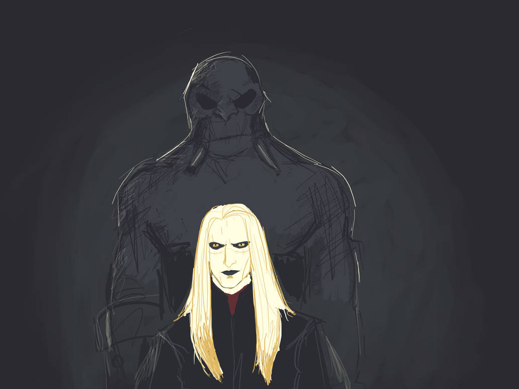 Prince Nuada And Wink By Lucius007 On Deviantart