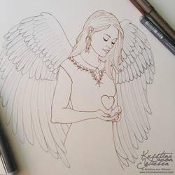 angelheart-WIP by wasteddreams