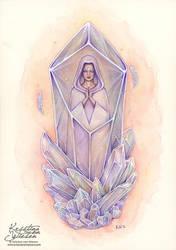 Crystal Child by wasteddreams