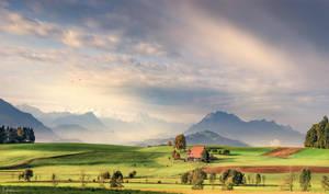 The Shire by RobinHalioua
