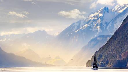 Switzerland by RobinHalioua