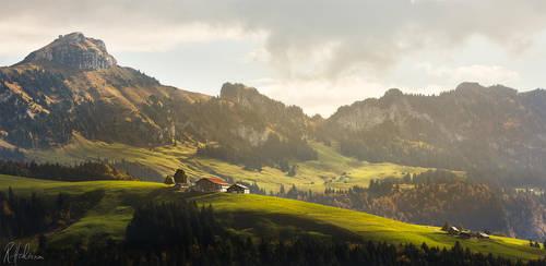 Swiss Alps by RobinHalioua