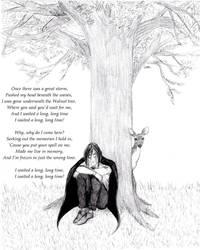 Walnut Tree by simplySere