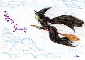 Defying Gravity by simplySere