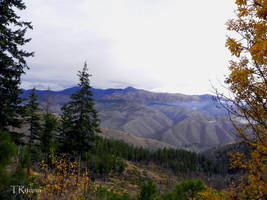 Entiat Ridge by TRunna