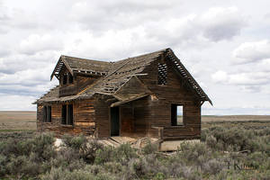 Abandoned in the Sagebrush  by TRunna