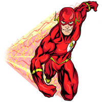 The Flash - Wally West by GreenArrow