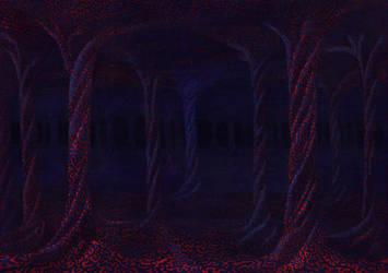 Unconscious Caves by J-E-Mikosz