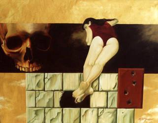 Dream and Death by J-E-Mikosz