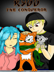 Kyuu the Conqueror Cover by nick72reid