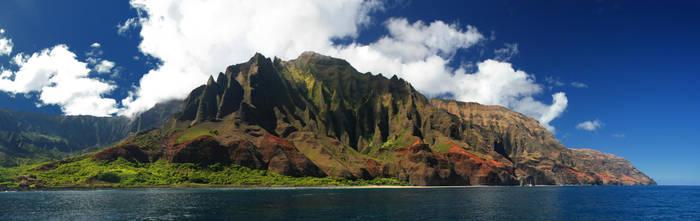 Hawaii Coast by kmascilak