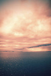 Blue Waters and Red Sky 2 by sushinam