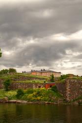 Those Tall Brick Walls by sushinam