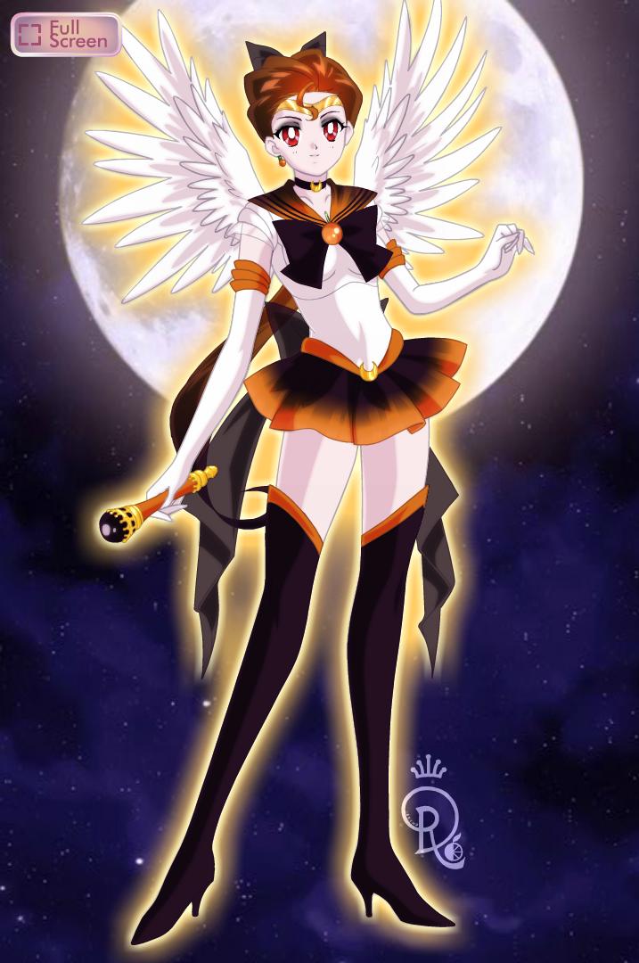 Sailor Halloween 2.0 by RoyalRaven99