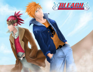 Collaboration: Bleach by v2-6