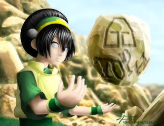Avatar: Toph by v2-6