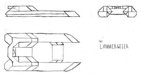 Lammergeier by MarzEz