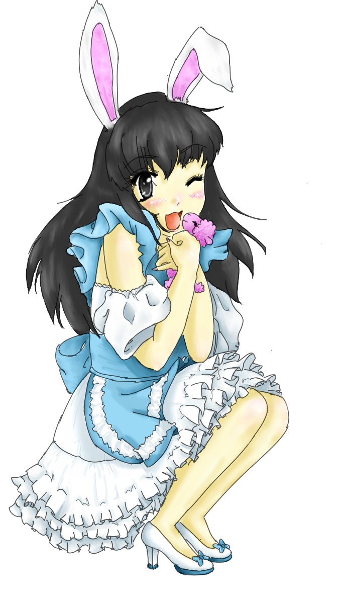 Reni-chan by Datura-Stramonium