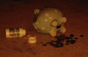 Good night Mr. Piggy by Datura-Stramonium