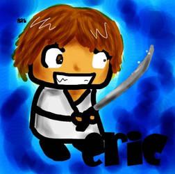 Chibi Eric by Datura-Stramonium