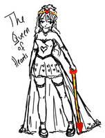 Queen of Hearts by Datura-Stramonium