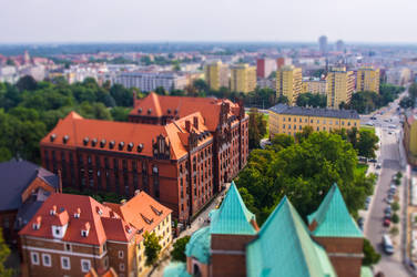 Mini-Wroclaw by Asfodelium