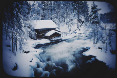 Oulanka National Park by JasperGrom
