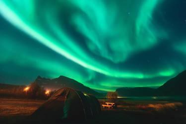 Hello, Aurora! by JasperGrom