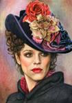 Irene Adler by slightlymadart