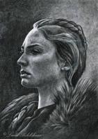 Sansa by slightlymadart