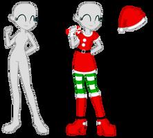 Christmas Base #2 by NiightlyDark