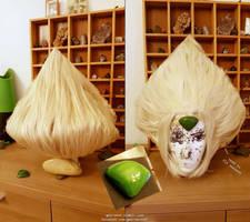 Peridot wig 1.2 by Gekroent