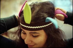 Pocahontasim benim. by KeCHi