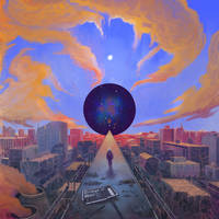 The Cosmic Causeway by LukeOram