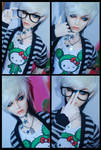 Hello kitty is awesome by SoftPoison