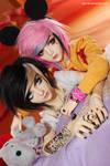 Twin fun by SoftPoison