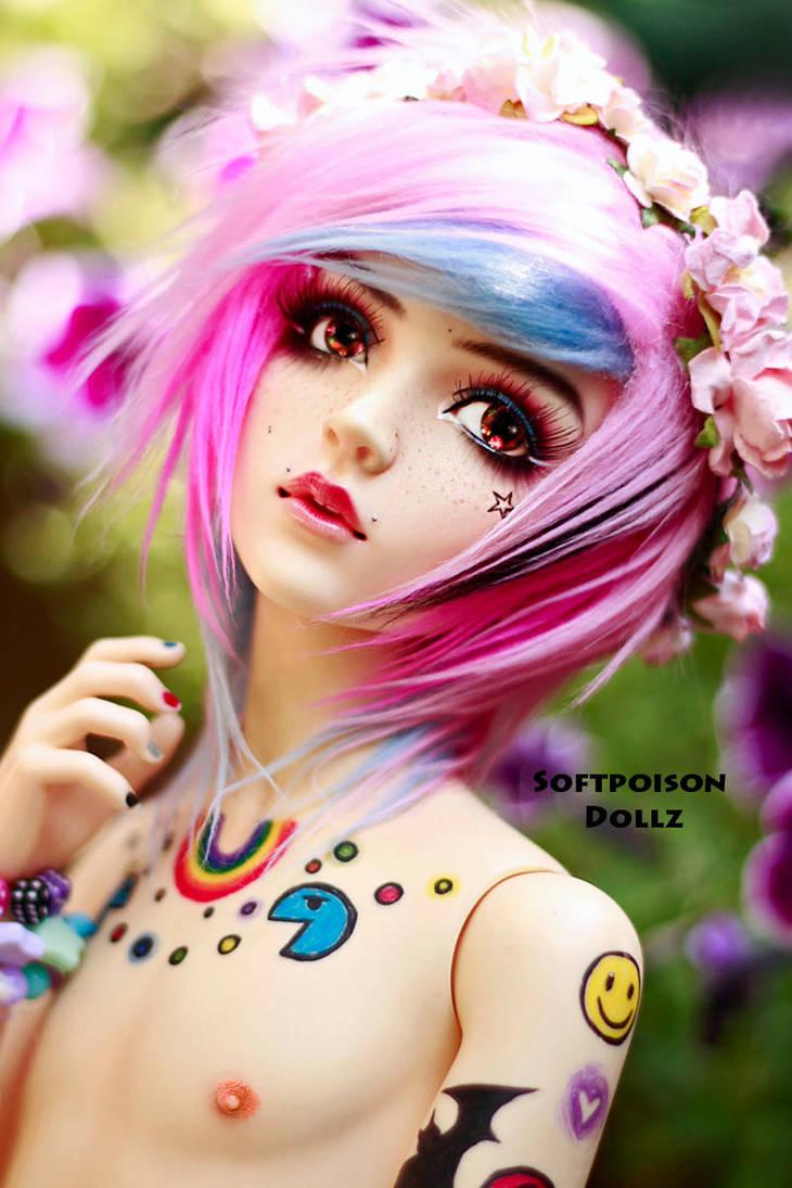 Flower Boy by SoftPoison