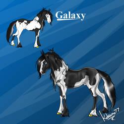 Galaxy NEW Reference by kokamo77