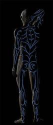 Fenris, Glowing by deathoflight