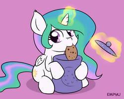 Princess Cookie Thief - 30MC by Empyu