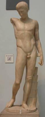 Idea absolutely Greek male nude statues