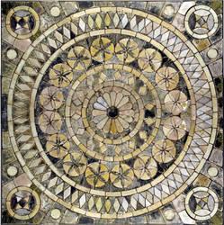 medieval tiled floor by photodash