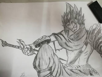 vegito cosplay as yasuo :) by HaiKaiser12
