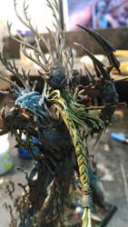 Treeman wood elves by John4rmageddon