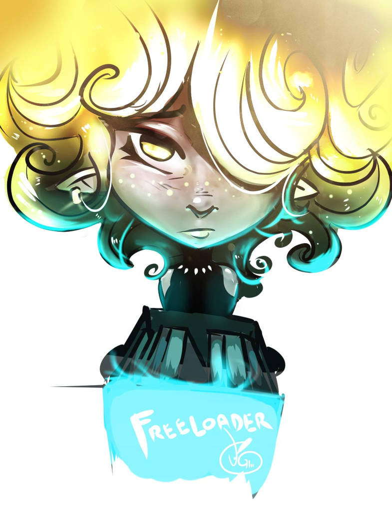Freeloader by V4lii