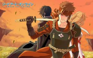 Sword Art Online - Klein by dream-of-abell