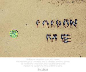 Incubus - Pardon me by sleepingawakerza