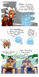 Serious Jedi master things by rayn44